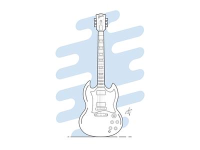 𝗝𝗮𝗺𝗲𝘀 𝗛𝗲𝘁𝗳𝗶𝗲𝗹𝗱 𝗚𝘂𝗶𝘁𝗮𝗿𝘀 - 𝟭 𝗼𝗳 𝟮𝟴 series flat vector hetfield jamehetfield metallica guitar
