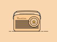 Vintage Radio #1
