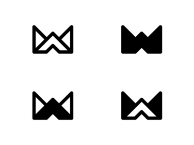 Letter W Logo Exploration