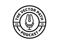 Vector Path Podcast Logo