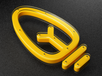 Bulb Icon 3D