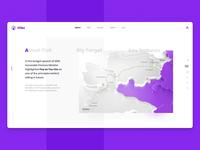 IToll – About aboutus about slider figma principle animation cgi landingpage web landing ux uiux ui