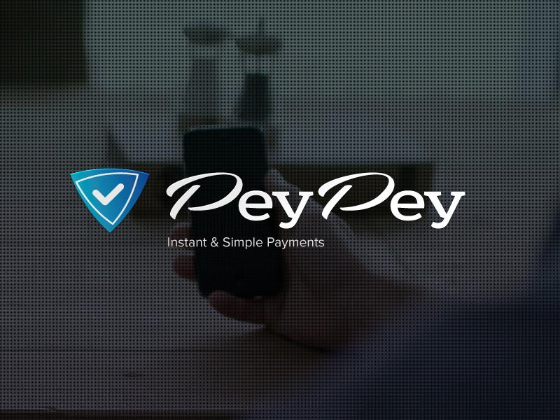 Peypey Online Branding app logo app icon branding