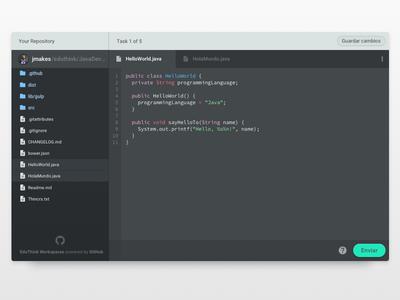 Coding Workspace