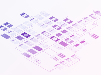 Android App User Flow wireframes experience user flow startup app material design android ux
