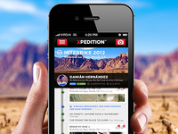 Xpedition™ App preview