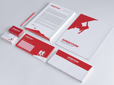 Xpedition branding