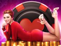 Poker Loading Screen