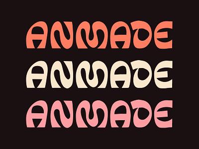 An Made craft handmade logodesigner logodesign natural dye surf lettering textile washington dc typography logotype logo