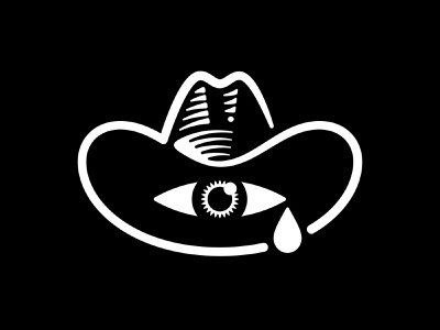 C-Boys Don't Cry north carolina logo designer illustrator vectorart cowboy boots dove line art washington dc logo hat eye vector cowboy hat cowboy