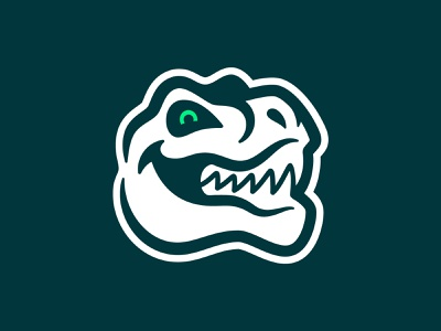 Tyrannosaurus Tech washington dc patch badge sticker atlanta tech logo nature animal logo dinosaur logo tech tyrannosaurus rex tyrannosaurus