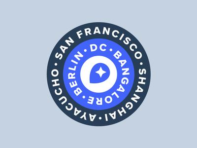 Mapbox Sticker