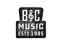B&C Music Logo