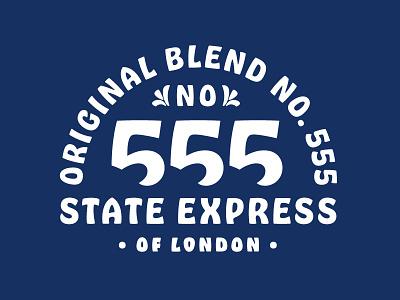 555 hobo tobacco vietnam branding typography type lockup cigarette ohno hobeaux