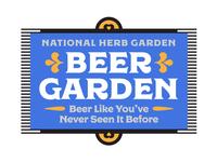 National Arboretum Beer Garden