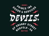 Devils of Granby Street