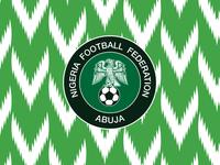 Nigeria Football Kit Pattern and Logo
