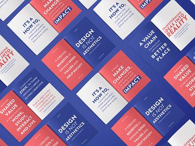 Design Manifesto graphic manifesto editorial design