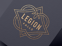 Legion Falls - Apartment Logo