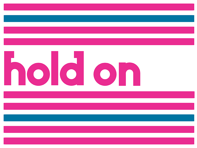Hold on dribbble