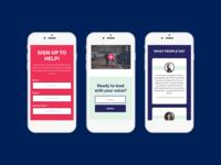 Campaign UI