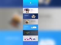 Personal Portfolio Redesign