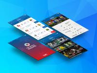 Copa America 2015 - App [WIP]