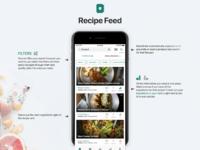 Recipefeed cooklist