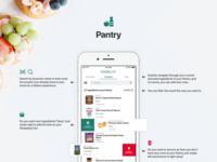 Cooklist - Pantry