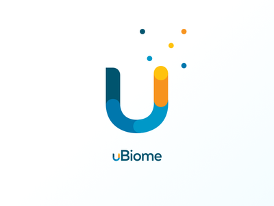 I've joined uBiome! letter u color new job job microbiome adn work ubiome