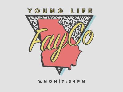 Young Life Club Shirt '18