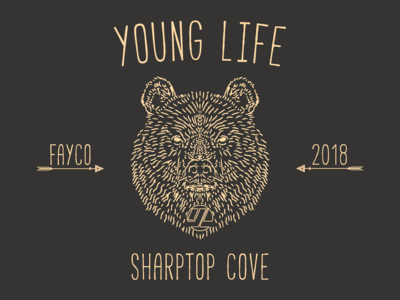 SharpTop Cove Camp Shirt '18
