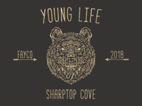 SharpTop Cove Camp Shirt '18