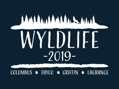 WyldLife Day Camp Shirt '19