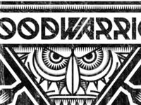 Woodwarrior Logo Detail