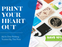 Print Your Heart Out