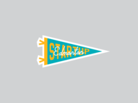 Startup Edmonton Sticker - Pennant