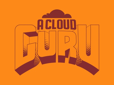 A Cloud Guru 2019 Shirt