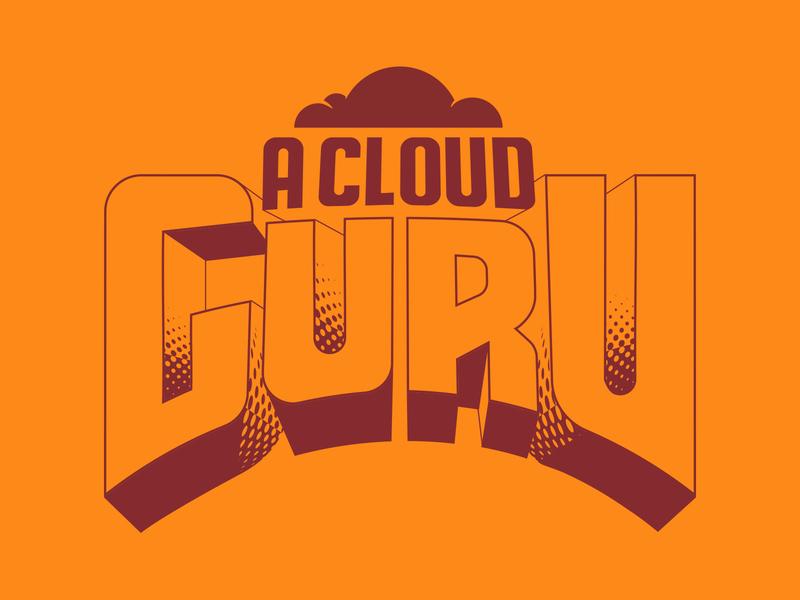 A Cloud Guru 2019 Shirt tshirt cloud t-shirt design