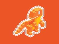 Lego SpiceRex Sticker