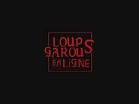 """""""Loup garous en ligne"""""""