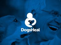 Dogs Heal Logo