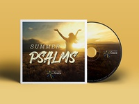 Summer Psalms CD Cover