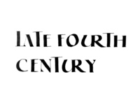 Late Fourth Century
