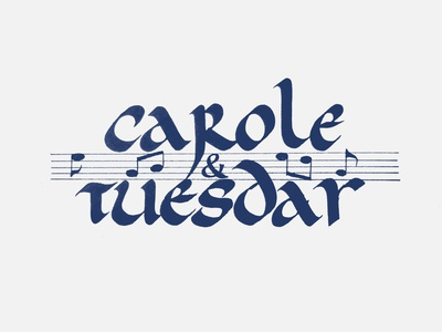 4 Carole   Tuesday