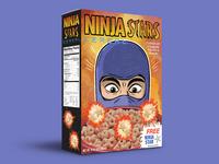 Ninja Stars Cereal