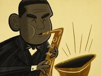 Mr. John Coltrane