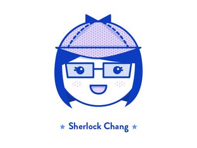 Sherlock is a Girl's Name!