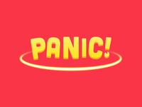 Panic! Logo
