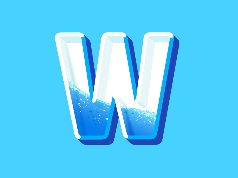W affinity affinity designer font typography typeface type lettering